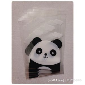 [ NEW ] LOVELY PANDA Large Cello Gift Bags; 20pcs for Sale in Anchorage, AK