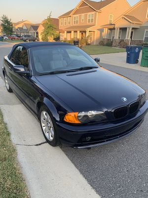 2001 BMW 325Cic Convertible *LOW MILES* for Sale in Matthews, NC