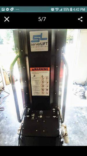 Serverlift sl 500 for Sale in Bonney Lake, WA