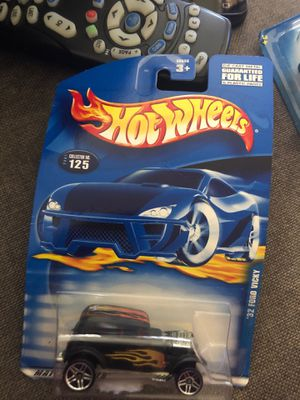 2001 Hot Wheels #125 '32 Ford Vicky 5 spoke for Sale in Los Angeles, CA