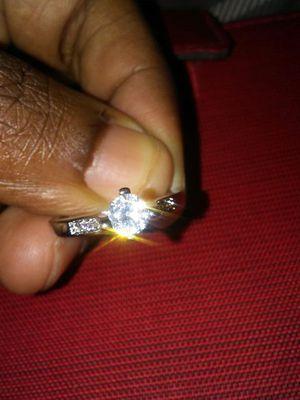 Sterling silver ring for Sale in Ypsilanti, MI