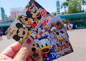 REAL Disney Land Park Hopper Tickets for Sale in Anaheim, CA