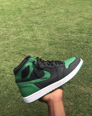 Air Jordan 1 Retro High Pine Green 2.0 Size 11 for Sale in Oklahoma City, OK
