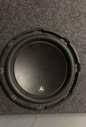 10 inch jl w3 for Sale in Stuart, FL