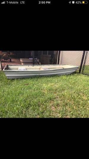 10' John Boat for Sale in Lutz, FL