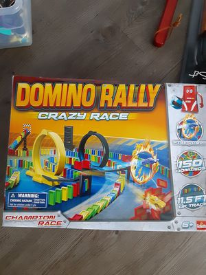 Domino rally set for Sale in Palm Bay, FL