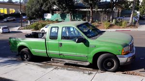 1999 F-250 7.3 Super Duty Diesel for Sale in Lemon Grove, CA