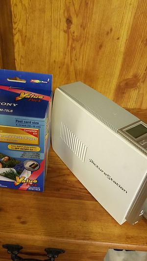 Sony Picture Station digital photo printer for Sale in Durham, NC