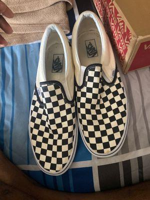 Checker Board Vans 11.5 for Sale in Atlanta, GA