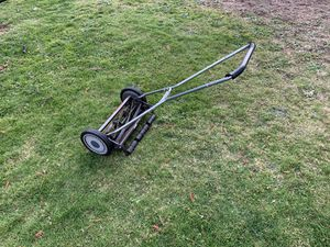 Reel mower Great States for Sale in Burien, WA