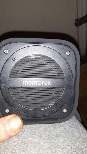 Memorex Bluetooth speaker and bluetooth headphones for Sale in Philadelphia, PA