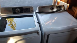 Samsung washer and dryer - matching set for Sale in Enumclaw, WA