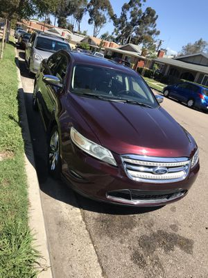 2011 Ford Taurus limited for Sale in El Cajon, CA