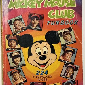 Mickey Mouse Club Magazine for Sale in Salem, OR