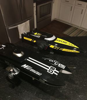 RC Boats FAST for Sale in Evansville, IN