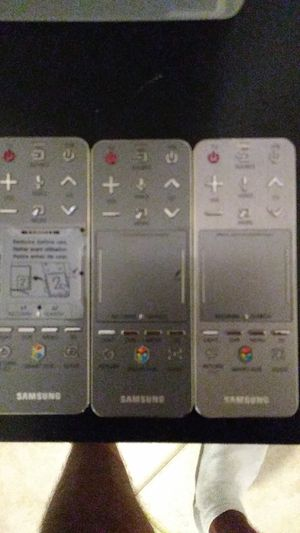 UHD TV SERIES 9 9000. REMOTE CONTROLS. SET OF 3....I HEAR OFFERS for Sale in Lake Worth, FL
