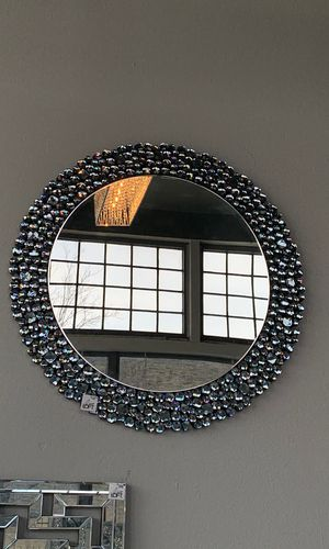 Black Diamond Wall Mirror for Sale in St. Louis, MO