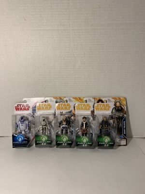 Star Wars Solo Action Figure Lot for Sale in Cape Coral, FL