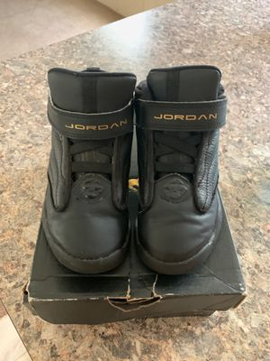 Jordan Pro Strong TODDLER SIZE 10C for Sale in Indianapolis, IN