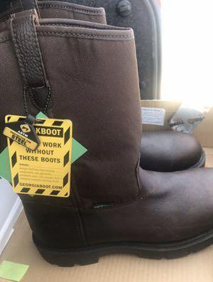New work boots Botas Nuevas para trabajo for Sale in Austin, TX