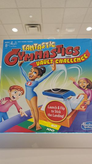 FANTASTIC GYMNASTICS GAME for Sale in Los Angeles, CA