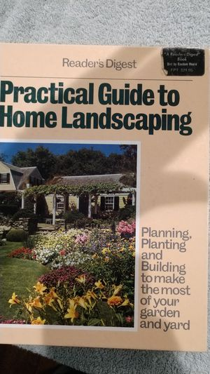 Readers digest practical guide to home landscaping for Sale in Mastic Beach, NY