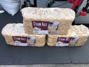 Straw bale for Sale in Los Angeles, CA