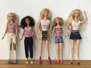 Barbie Hanna Montana dolls lot for Sale in Portland, OR