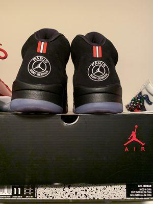 Jordan retro 5's Saint Germain for Sale in Sterling, VA