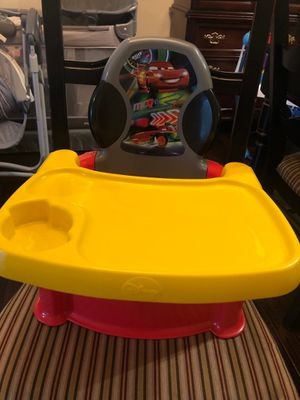 Cars Booster seat for Sale in DeBary, FL
