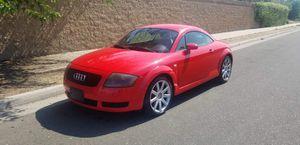 2002 AUDI TT for Sale in Fresno, CA
