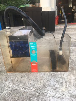 fish tank sump filter for Sale in Port St. Lucie, FL