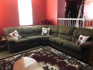 Sofa bed, recliner , may need to be washed for Sale in Industry, CA