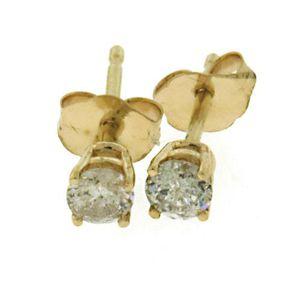 .20ctw diamond stud earrings in 14kt for Sale in McLean, VA