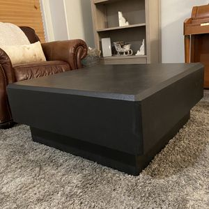 Square Coffee Table High End for Sale in Boring, OR
