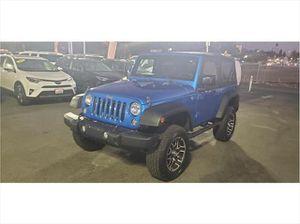 2015 Jeep Wrangler for Sale in Hayward, CA