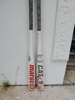 Marucci baseball bats 33/30 for Sale in Miami, FL