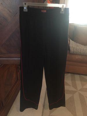 New men's/woman's Adidas nylon sweat pants size medium $10 for Sale in Fresno, CA