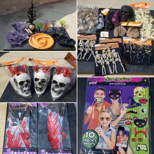 Halloween Party Decorations for Sale in Baldwin Park, CA