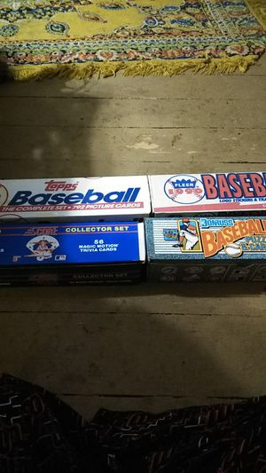 Baseball collection from 1989 & 1990 for Sale in Menasha, WI