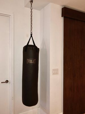 Everlast punching bag for Sale in Brooklyn, NY