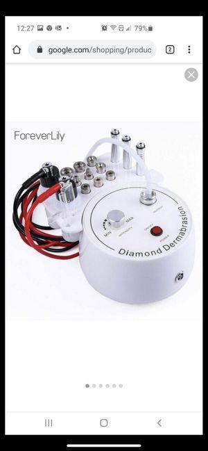 diamond dermabrasion facial machine for Sale in Los Angeles, CA