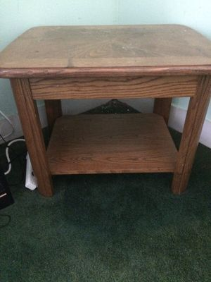 Wooden coffee table for Sale in Austin, TX