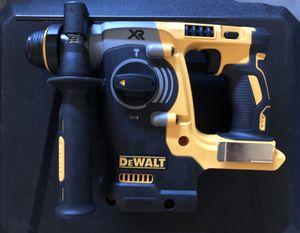 "New DeWalt DCH273B 1"" 20V MAX XR Li-Ion Brushless SDS Plus Rotary Hammer Drill for Sale in Kissimmee, FL"