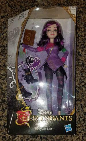 New Disney Descendants Mal Barbie Doll for Sale in Florence, AZ