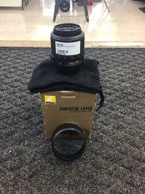 Nikon Nikkor Lens 18-55mm for Sale in Spring, TX