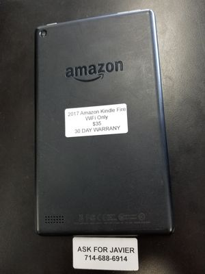 2017 Amazon Kindle Fire WiFi Only for Sale in Orange, CA