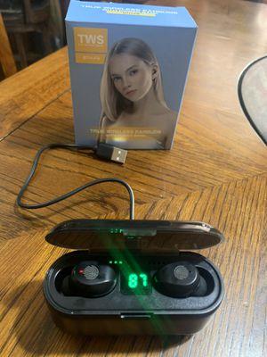 TWS 5.0 Earbuds for Sale in Visalia, CA