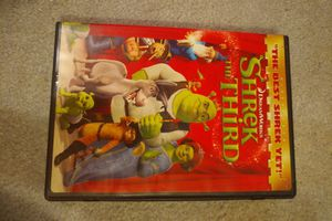 Shrek the third dvd for Sale in Collegeville, PA
