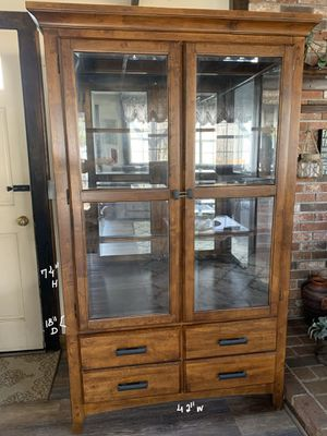 China cabinet for Sale in Milford, MA